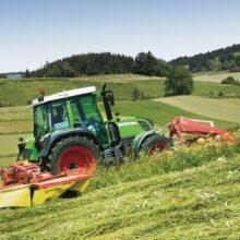 La matriculación de vehículos agrícolas aumenta en cada fase