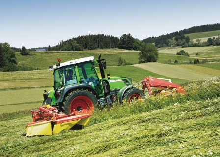 Matriculación de vehículos agrícolas