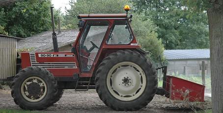 Tractor-Viejo