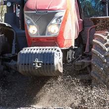 BKT y Argo Tractors juntos en la aventura Xtractor