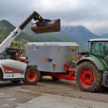 El nuevo manipulador Bobcat TL358+ a pleno rendimiento