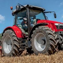 Massey Ferguson presenta el nuevo tractor MF 5713 SL