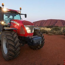 Concluye con éxito el X tractor Around the world de McCormick