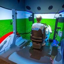Realidad virtual para el diseño de los tractores Massey Ferguson