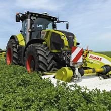 Claas presenta en Agritechnica el AXION 870 y la nueva gama Scorpion