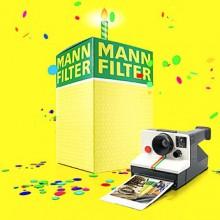 Mann-Filter conmemora su 50 aniversario en el mercado español