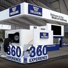 Trelleborg recrea virtualmente su Road Show Europeo