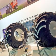 Vredestein presenta en Agritechnica tres nuevos neumáticos agrícolas