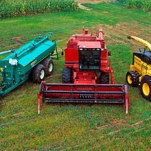 2016 será un año estable para el mercado de maquinaria agrícola