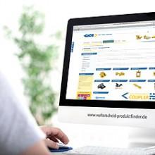 Nuevo buscador de productos GKN Walterscheid
