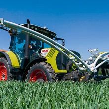 El sensor óptico de cosecha Isaria de Claas recibe el certificado AEF ISOBUS
