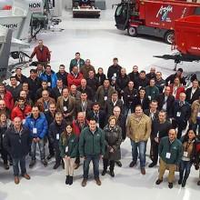 Convención de distribuidores 2015 de Durán Maquinaria