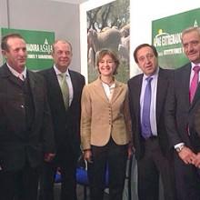 Isabel García Tejerina inaugura la XXVIII Feria Internacional Agroexpo