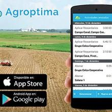 La gestión agrícola fácil y moderna