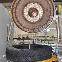 Nueva planta de neumáticos agrícolas de Trelleborg