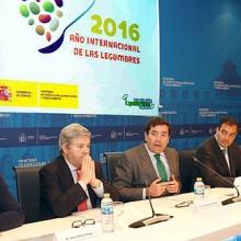 Presentación del «Año Internacional de las Legumbres»