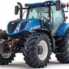Potencia y eficiencia en la Nueva Serie T6 de New Holland