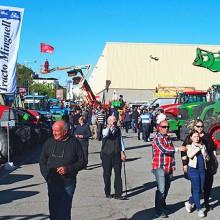 Balance positivo en la Feria Autotrac de Mollerussa