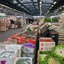 Crece la importación y el comercio intracomunitario de frutas y hortalizas