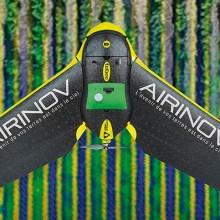Airinov, vuelos no tripulados y su aplicación en el campo