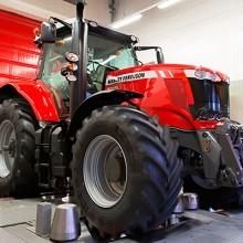 Nuevo premio a la fábrica de Massey Ferguson en Beauvais Francia