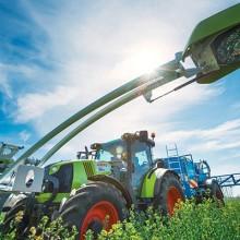 CLAAS presenta sus últimas tecnologías en agricultura de precisión