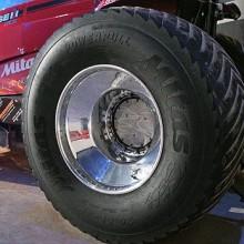 Mitas lanza el neumático Powerpull en Europa