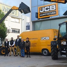 Talleres Pablo García, nuevo concesionario de JCB para Toledo