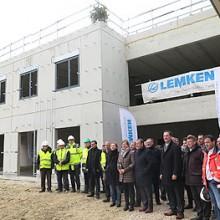 Nueva sede de Lemken en Francia