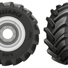 Alliance 378 AGRISTAR XL: la evolución de los neumáticos en su máxima expresión