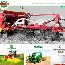Durán Maquinara Agrícola lanza su nueva web interactiva