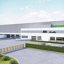 Nuevo centro logístico de piezas de repuesto de Pöttinger en Austria