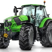 Deutz-Fahr presenta los nuevos tractores de las Series 6 y 7