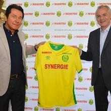 Manitou, patrocinador oficial del FC Nantes