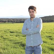 Marcos Garcés, nuevo Coordinador estatal de Juventudes Agrarias de COAG