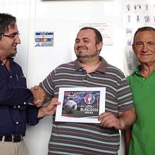 "Resultados de la ""Porra futbolera Kramp"" en la Eurocopa 2016"