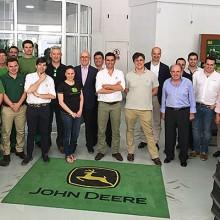 John Deere premia al concesionario MASUR AGRÍCOLA