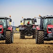Trelleborg equipa en exclusiva el nuevo MF 6718 S