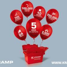 Kramp inaugurará en Algete su Centro de Distribución número 10
