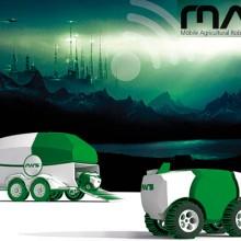 Llega la agricultura robotizada