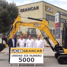 Geancar marca un nuevo hito junto con JCB