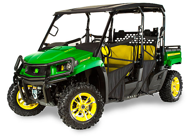 profesional agro agricultura y t cnicas agrarias john deere presenta sus nuevos gator. Black Bedroom Furniture Sets. Home Design Ideas