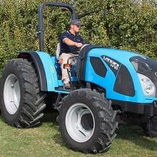 Landini presenta en EIMA 2016 su nuevo tractor especialista REX