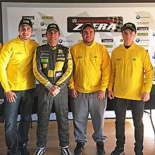 Copilotos por un día del coche oficial MANN-FILTER de la Copa Renault Clío