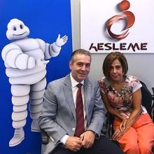 Michelin firma un acuerdo con AESLEME