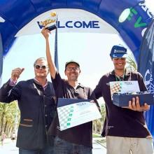Michelin da la vuelta al mundo con el equipo español en el reto 80eDays Elduro 2016