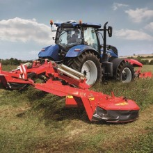 New Holland Agriculture adquiere Kongskilde Agriculture