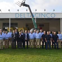 Deltacinco inaugura una nueva delegación en Sevilla