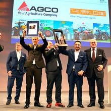 """AGCO Smart Logistics"" premiado por la BVL International en Alemania"