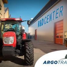 Argo Tractors apuesta fuerte en I+D